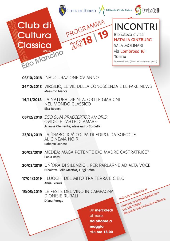 ClubCulturaClassica_Incontri_Locandina_2018-19