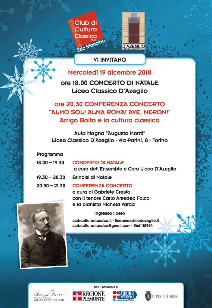 ClubCulturaClassica_LiceoDAzeglio_BoitoCulturaClassica_Locandina